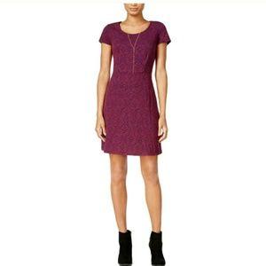 NWT Maison Jules Printed Dress XXL